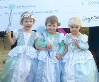 3 Princesses- Toby's Dream Foundation