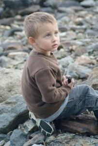 Dominic pre kidney transplant- Toby's Dream Foundation