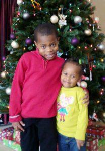 Caleb and Morgan- Toby's Dream Foundation