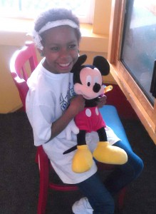 Haniah GKTW Disney Mickey Mouse- Toby's Dream Foundation
