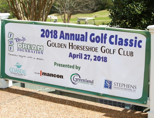 Dream Foundation's 6th Annual Golf Classic 4.27.18