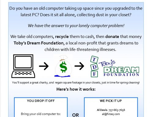 Forward Vision Fundraiser
