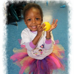 sariah ball tutu- Toby's Dream Foundation