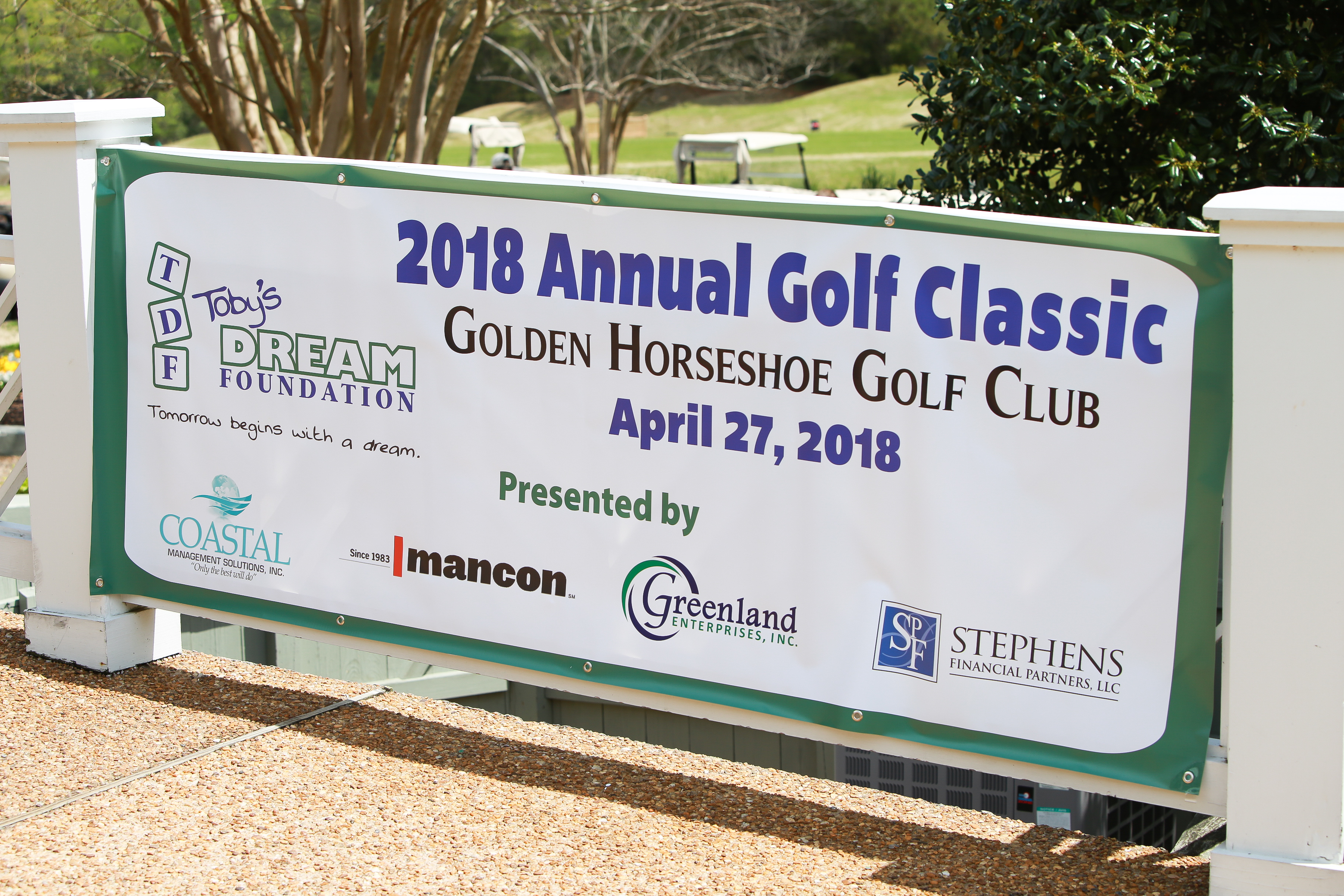 Dream Foundation's 6th Annual Golf Classic 4.27.18