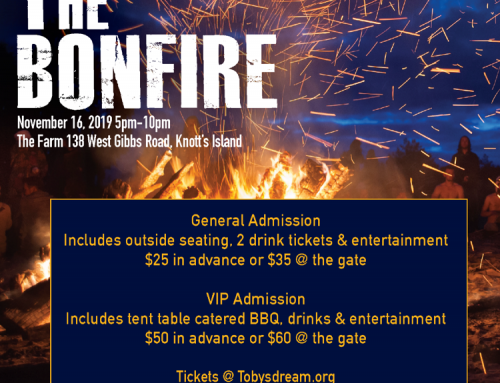 Bonfire 2020  ***New date to be announced soon!***