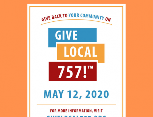 GiveLocal757 – Save the Date!