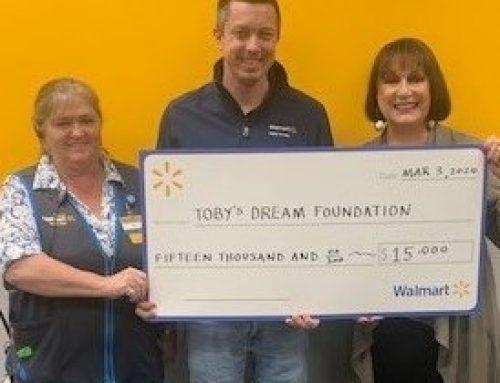 Thank you to Walmart Supercenter, Edinburgh West Shopping Center!