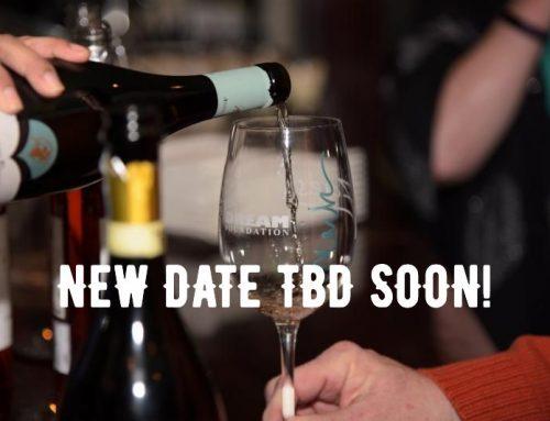 2020 Toby's Dream Foundation Wine Tasting — UPDATE!